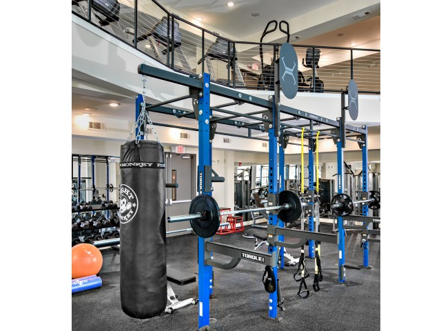 State-of-the-Art Fitness Center | Apartments Ladson Sc | The Lively Indigo Run