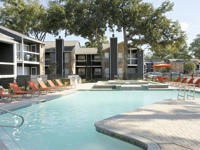 Apartments in Houston for Rent - Bridges of Cypress Creek Apartment Homes Swimming Pool