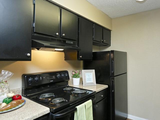 Apartments in Houston TX - Bridges of Cypress Creek Kitchen