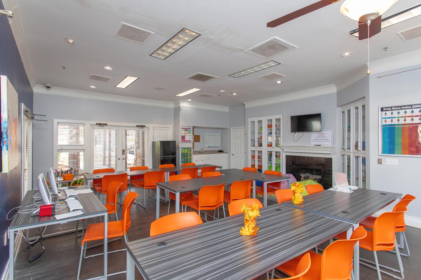 Resident Enrichment Center