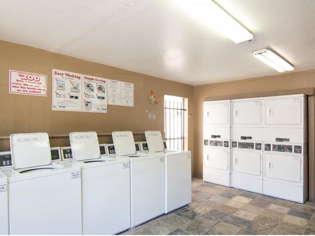 Image of Laundry Facilities for El Sol Del Rio