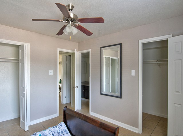 Image of Ceiling Fan for Hudson & Crosby at Westchase