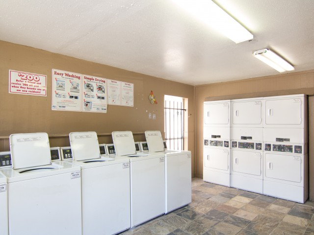 Image of Laundry Facilities for Valle Vista