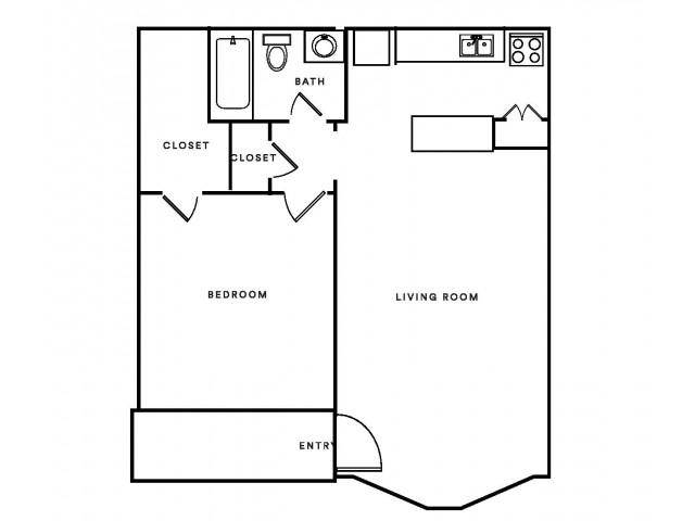 A 1X1 sq.ft 575