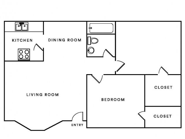 E 2x1 sq.ft 888
