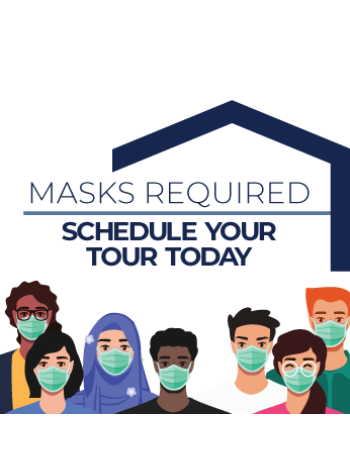 In light of the COVID-19 outbreak, Indus Management is committed to doing our part to maintain the health of our residents and associates.<br><br>We are open, but are limiting tours to By Appointment Only. <br><br>Please call today to set up a time to visit and learn about the Specials and Availability we are currently offering.