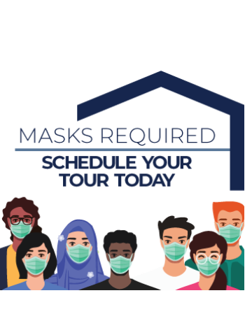 In light of the COVID-19 outbreak, Indus Management is committed to doing our part to maintain the health of our residents and associates.<br><br>We are open, but we do require everyone to wear a mask. <br><br>Please call today to set up a time to visit and learn about the Specials and Availability we are currently offering.<br><br>To opt in for Texting, text SANTACLARA to 51378.