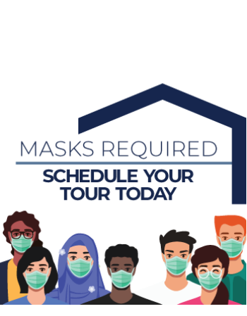 In light of the COVID-19 outbreak, Indus Management is committed to doing our part to maintain the health of our residents and associates.<br><br>We are open, but we do require everyone to wear a mask. <br><br>Please call today to set up a time to visit and learn about the Specials and Availability we are currently offering.<br><br>To opt in for Texting, text SANTAMARIA to 51378.