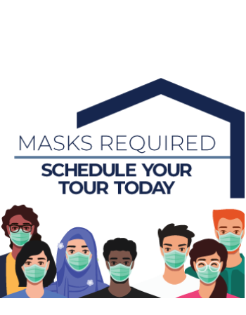 In light of the COVID-19 outbreak, Indus Management is committed to doing our part to maintain the health of our residents and associates.<br><br>We are open, but we do require everyone to wear a mask. <br><br>Please call today to set up a time to visit and learn about the Specials and Availability we are currently offering.<br><br>To opt in for Texting, text SPRINGROSE to 51378.