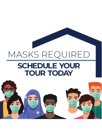 In light of the COVID-19 outbreak, Indus Management is committed to doing our part to maintain the health of our residents and associates.<br><br>We are open, but we do require everyone to wear a mask. <br><br>Please call today to set up a time to visit and learn about the Specials and Availability we are currently offering.<br><br>To opt in for Texting, text 5606 to 51378.