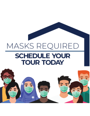 In light of the COVID-19 outbreak, Indus Management is committed to doing our part to maintain the health of our residents and associates. We are open, but we do require everyone to wear a mask. Please call today to set up a time to visit and learn about the Specials and Availability we are currently offering. To opt in for Texting, text SHOUSE to 51378