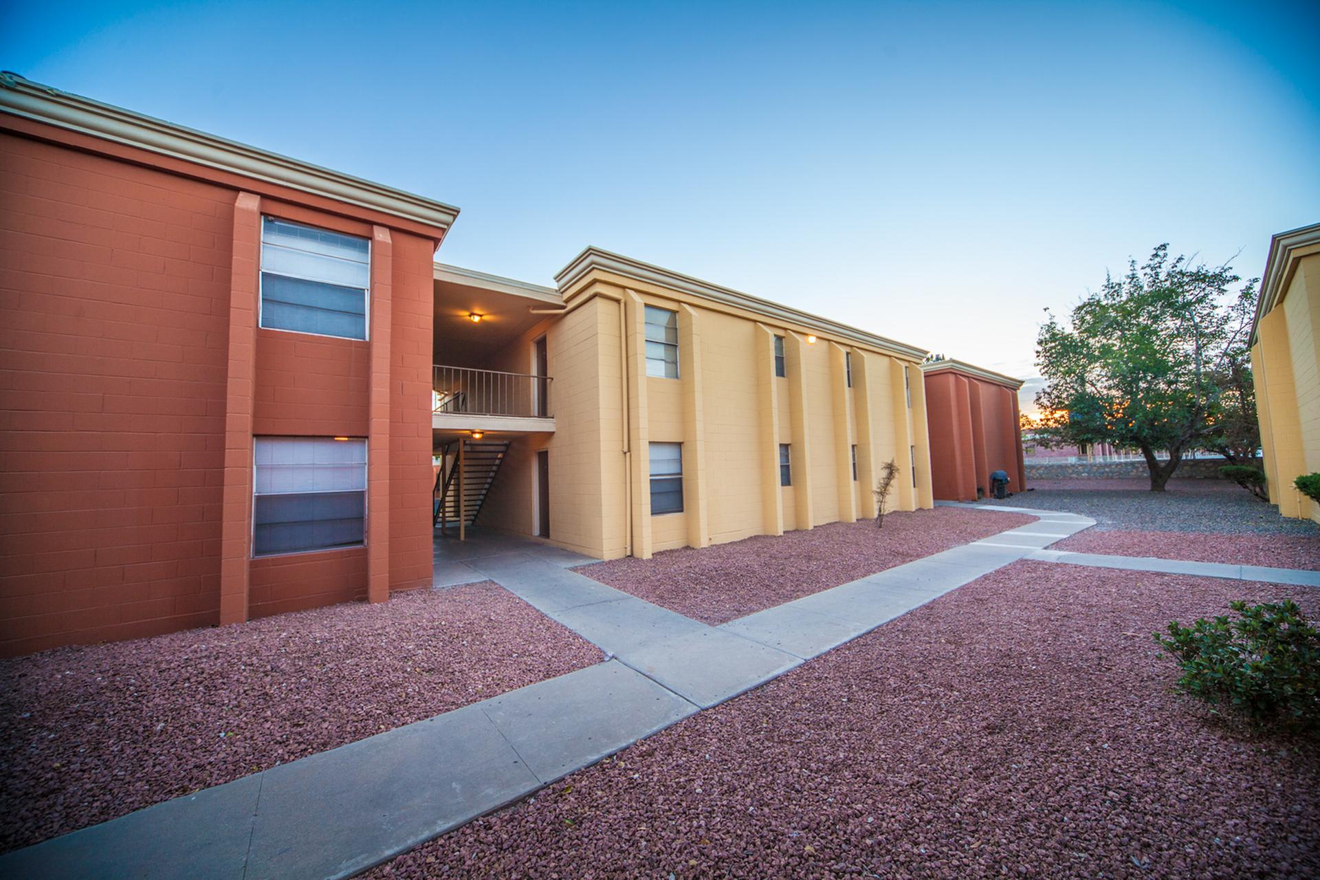San Marcos Apartments In El Paso Tx