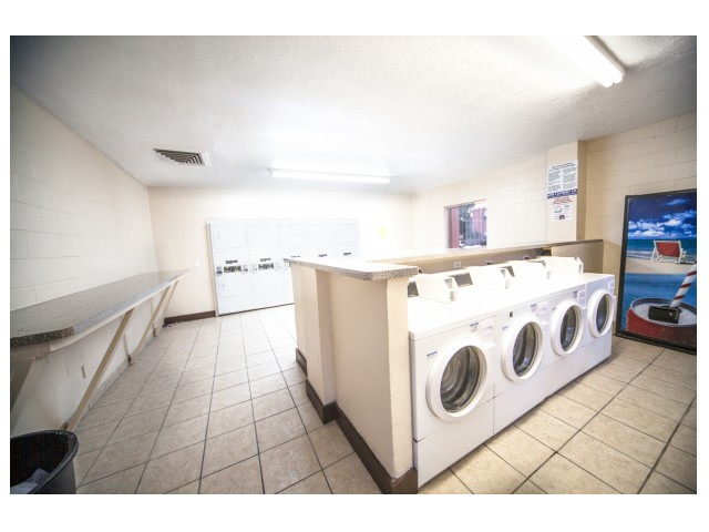 Image of Laundry Facilities for San Marcos
