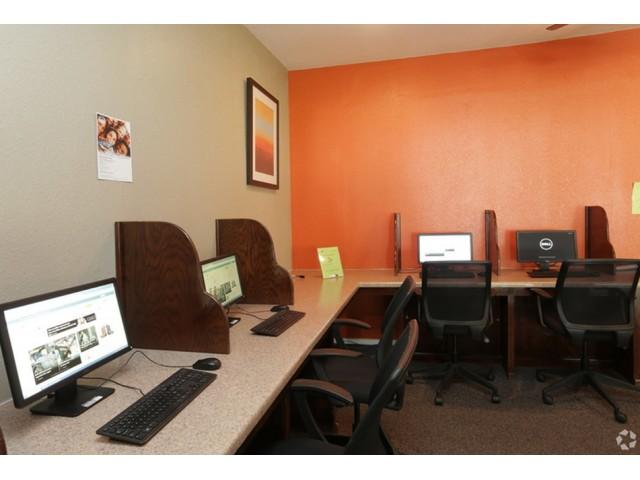 Image of Business Center for Desert Tree