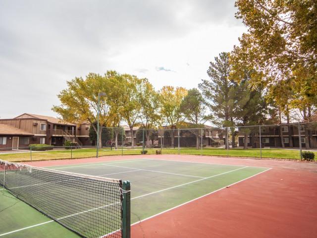 Image of Tennis Court(s) for Desert Tree