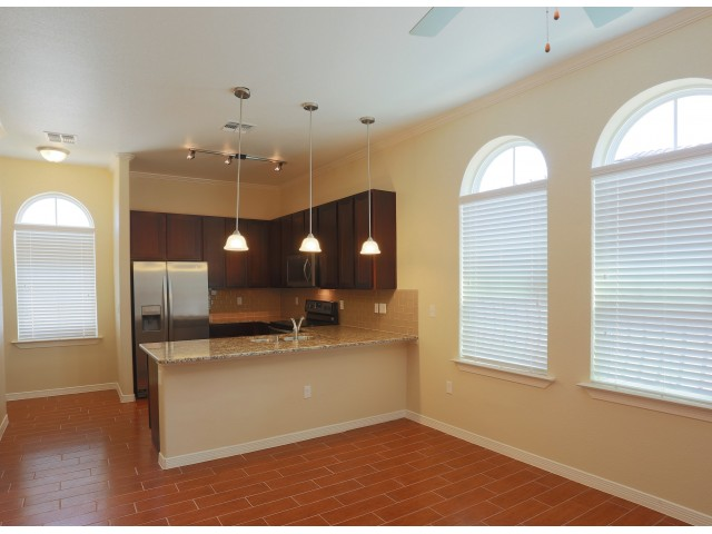 kitchen vacant