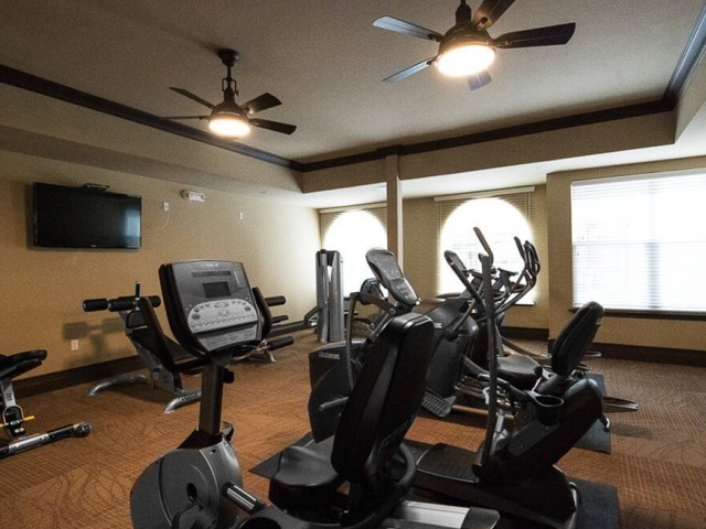 Image of 24 Hour Fitness Gym for The View