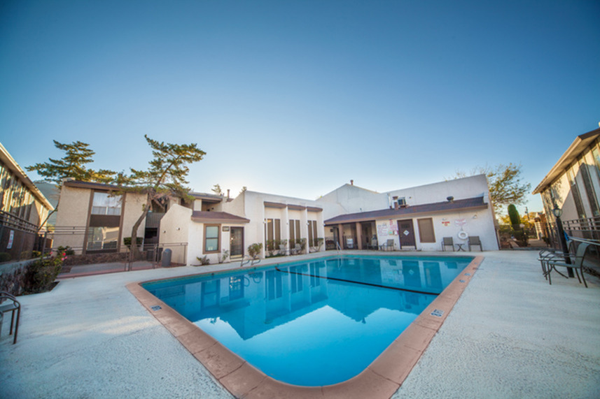 Image of Swimming Pool for Copper Commons