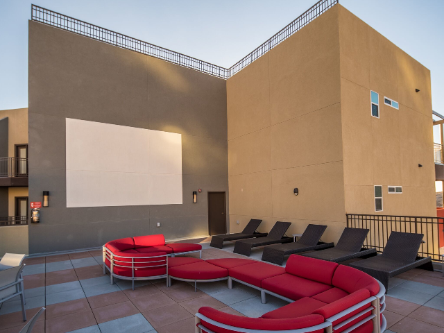 Rooftop Theater