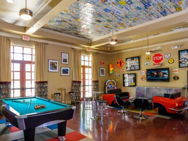 Clubhouse Room