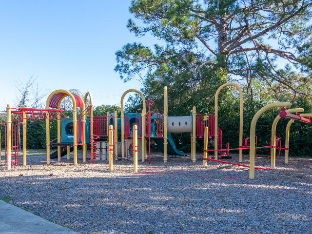 Playgrounds & Recreational Spaces