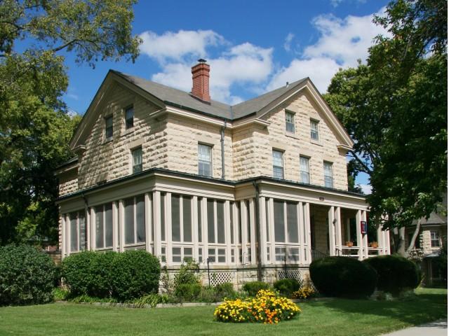 Historic Main Post Home