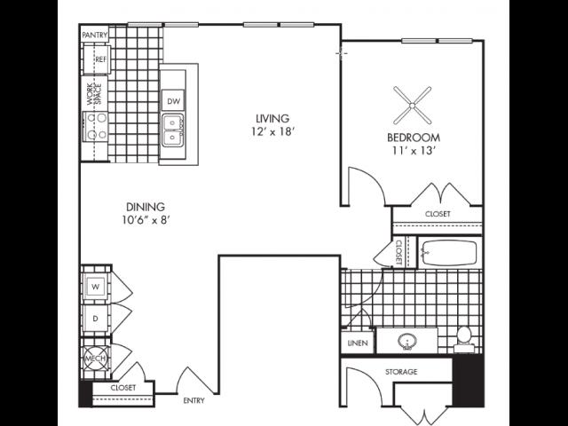 Penrose Apartments