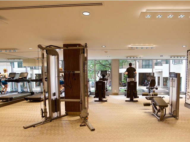 Image of Fitness Gym for 2200 Columbia Pike