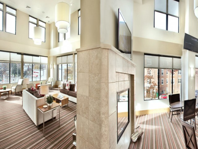 Image of Club House for Penrose Apartments