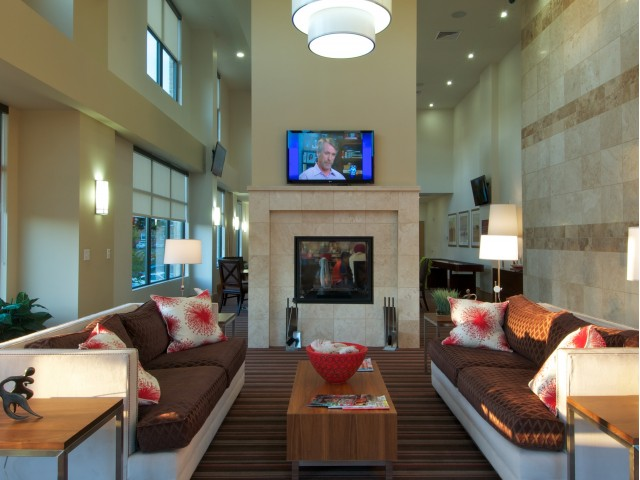 Image of TV Lounge for Penrose Apartments