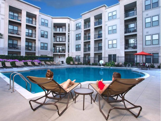 Image of Pool for Penrose Apartments
