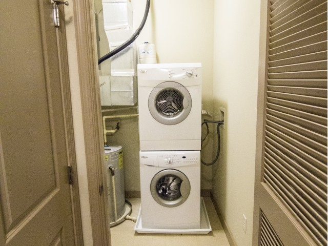 Image of Washer for Penrose Apartments