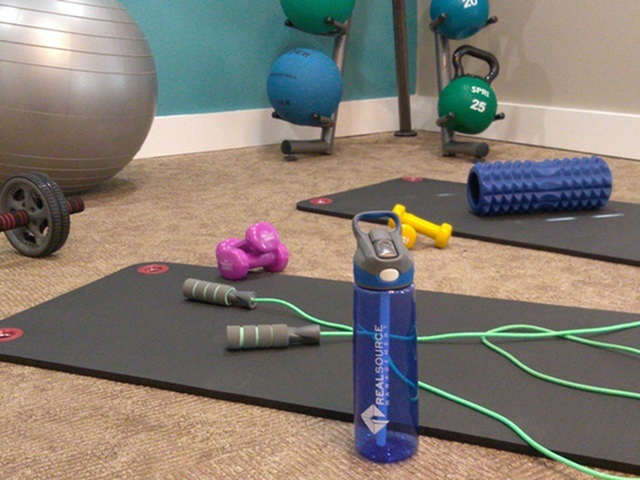 State-of-the-Art Fitness Center | Apartment Homes in Fairfield, OH | Timber Hollow