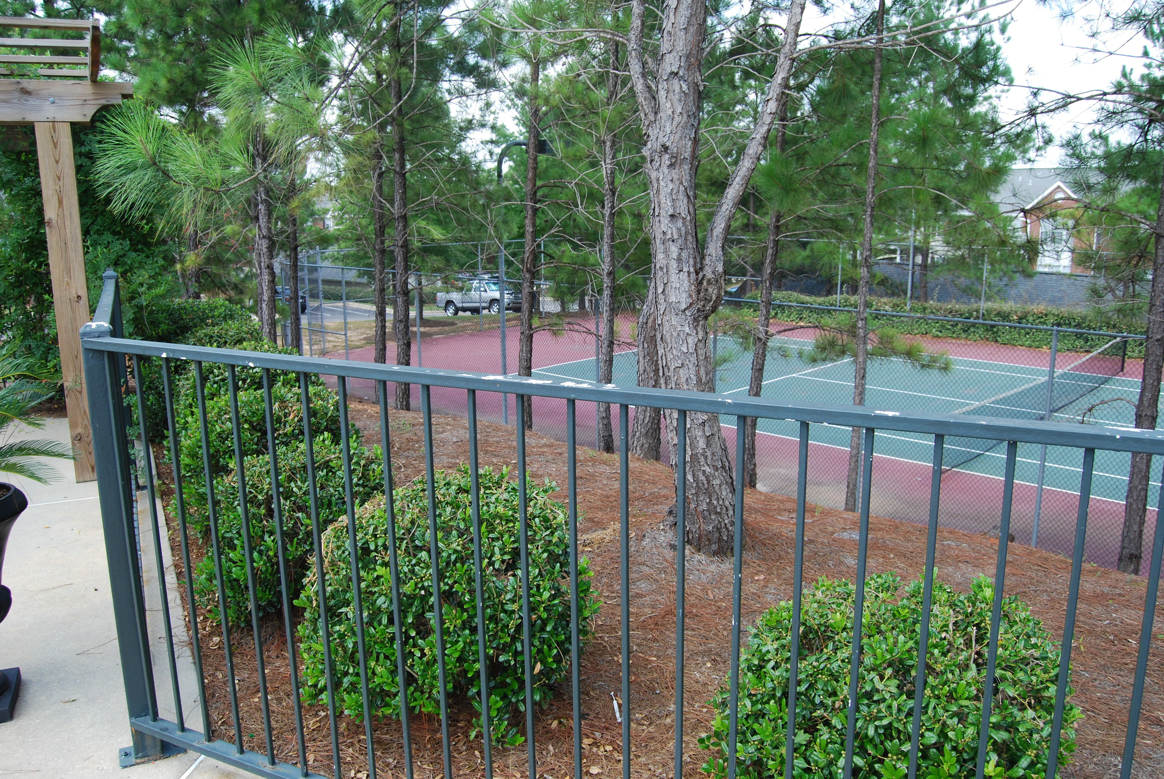 Image of Tennis Court for Timber Ridge Apartments