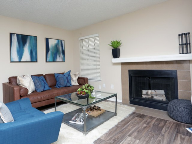 Image of Fireplace for Creekside on the Green