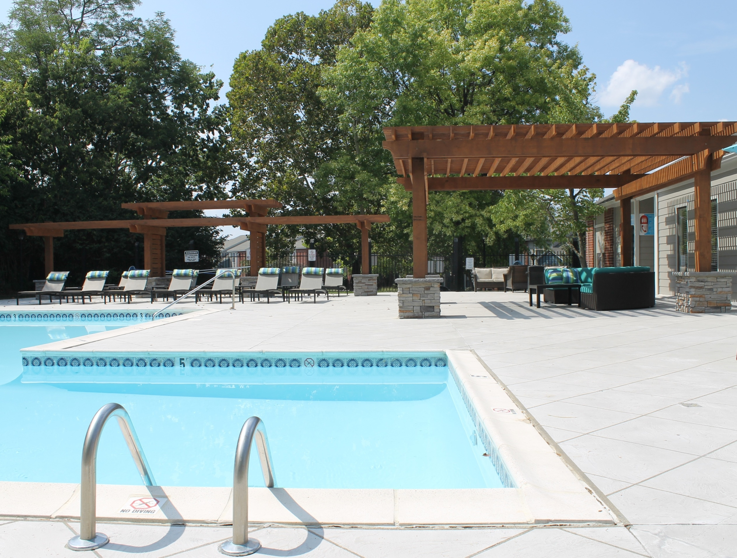 Resort Style Pool | Apartments in Fairfield, OH | Timber Hollow
