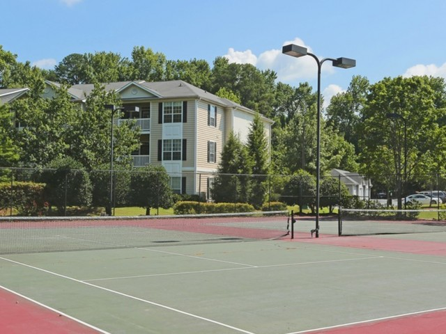 Image of Tennis Court for Lake St. James