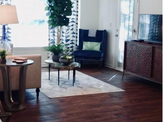 Image of Hardwood Floors for Lake St. James