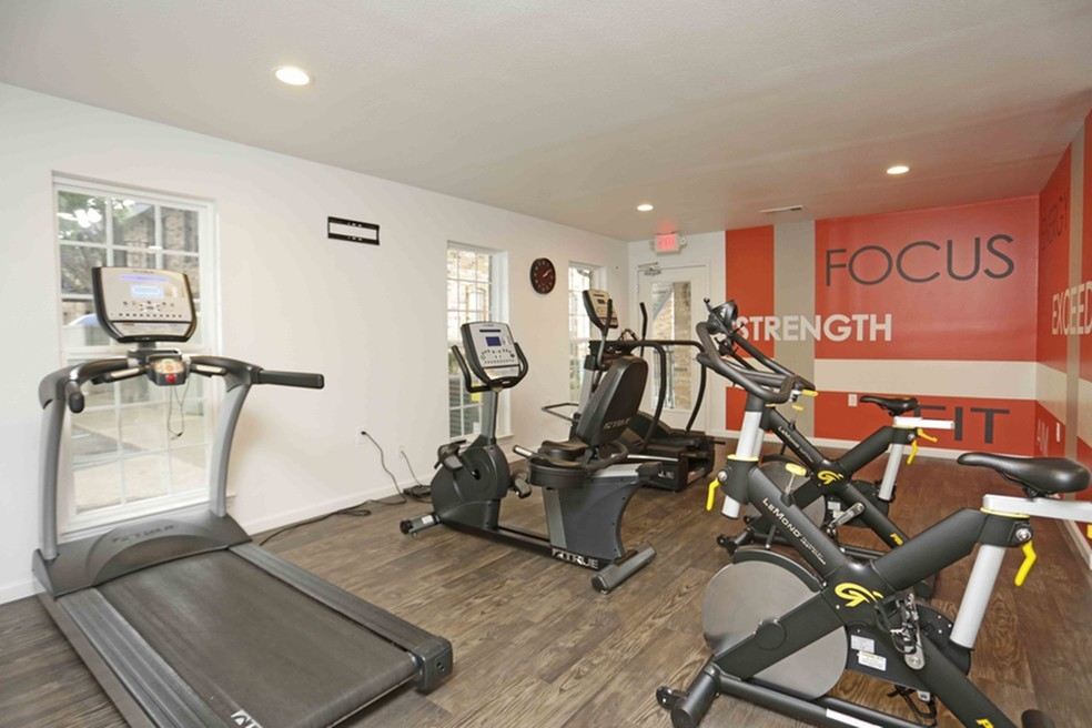 State-of-the-Art Fitness Center   Apartment Homes in Richardson, TX   Belle Grove