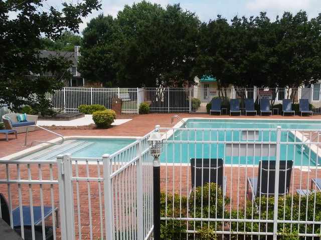 Image of Swimming Pool for Park at Midtown