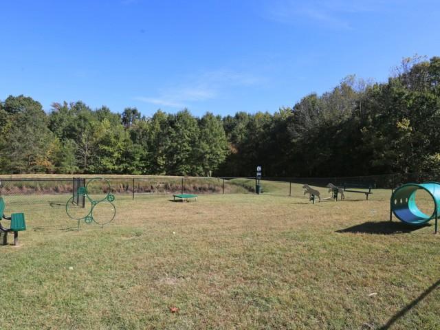 Image of Bark Park for Park at Oak Ridge