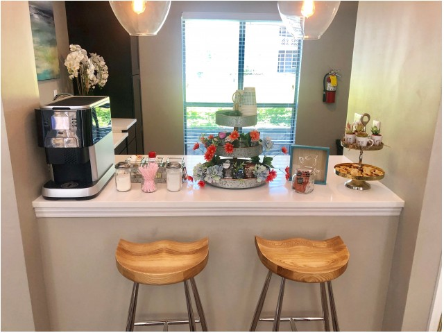 Image of Coffee and Refreshments Bar for Park at Oak Ridge