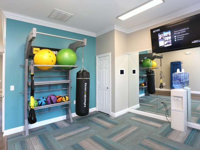 State-of-the-Art Fitness Center | Apartment Homes in Salem, NC |