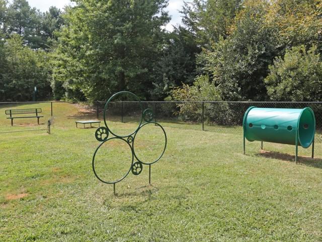 Community Bark Park   Apartment in Salem, NC  