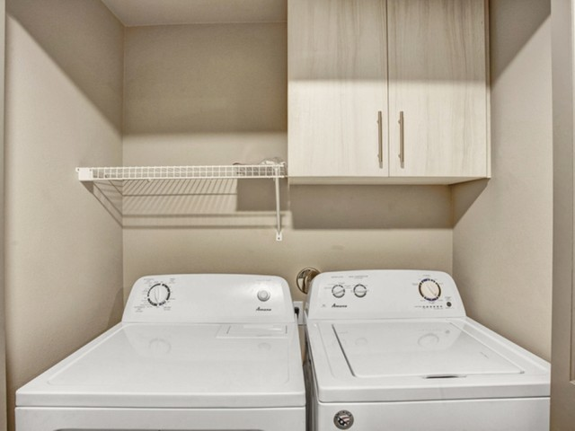Image of Washers & Dryers in Every Home for Central Park Villas