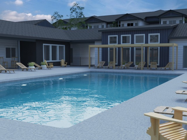 Image of Swimming Pool for Central Park Villas