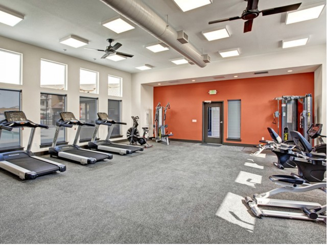 Image of 24-hour State-of-the-Art Fitness Center for Central Park Villas