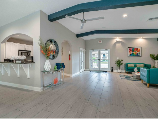 Image of Clubhouse for Belleza Apartments