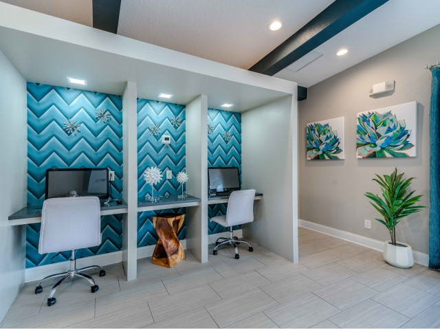 Image of Business Center for Belleza Apartments