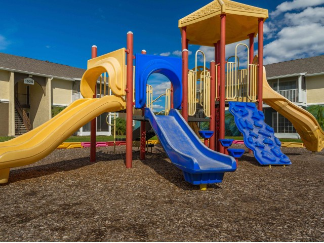 Image of Playground for Belleza Apartments